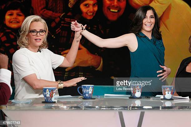 THE VIEW Rachel CamposDuffy who is married to Congressman Sean Duffy of Wisconsin is a guest cohost of THE VIEW 3/5/14 airing on the Walt Disney...