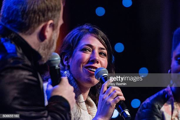 Rachel Chavkin attends BroadwayCon 2016 at the New York Hilton Midtown on January 24, 2016 in New York City.
