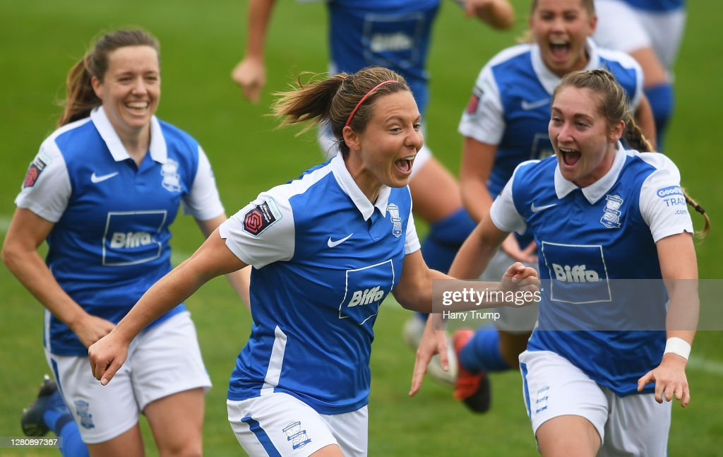 Bristol City Women v Birmingham City Women - Barclays FA Women's Super League : News Photo