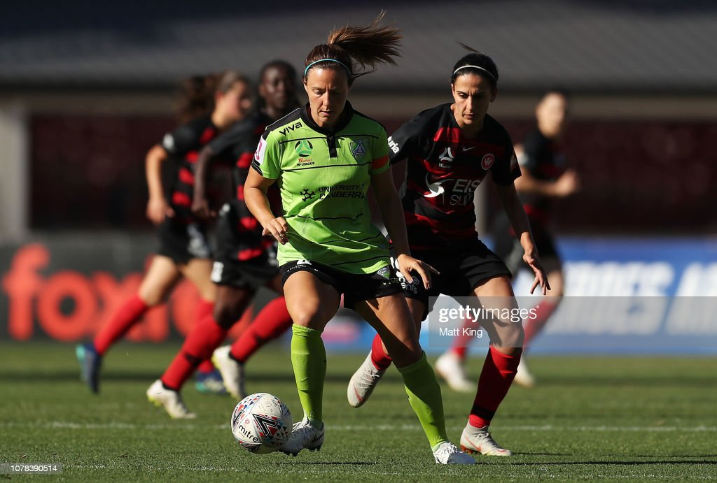 W-League Rd 6 - Western Sydney v Canberra : News Photo