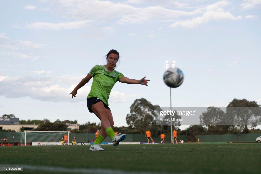 W-League Rd 9 - Canberra v Brisbane : News Photo