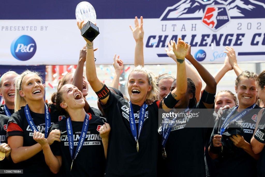 2020 NWSL Challenge Cup - Championship : News Photo