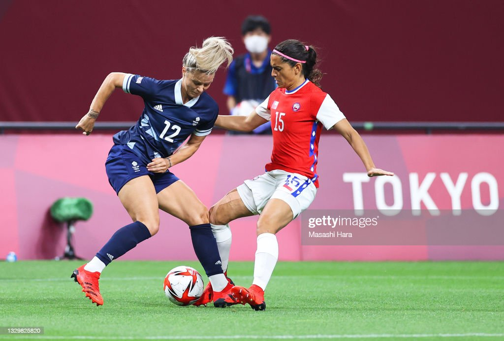 Great Britain v Chile: Women's Football - Olympics: Day -2 : News Photo