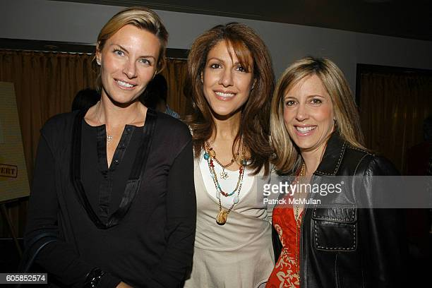 Rachel DeCarlo Lu Hanessian and Alison Camerota attend The Experts' Guide to the Baby Years By Samantha Ettus hosted by Jessica Seinfeld Liz Lange...
