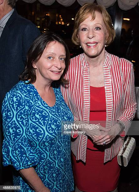 """Rachel Dratch and Carol Burnett attends the after party for """"The Carol Burnett Show: The Lost Episodes"""" screening hosted by Time Life and The Cinema..."""