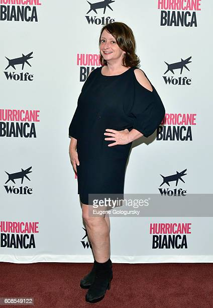Rachel Dratch attends the US Premiere Of HURRICANE BIANCA Starring Bianca Del Rio at DGA Theater on September 19 2016 in New York City