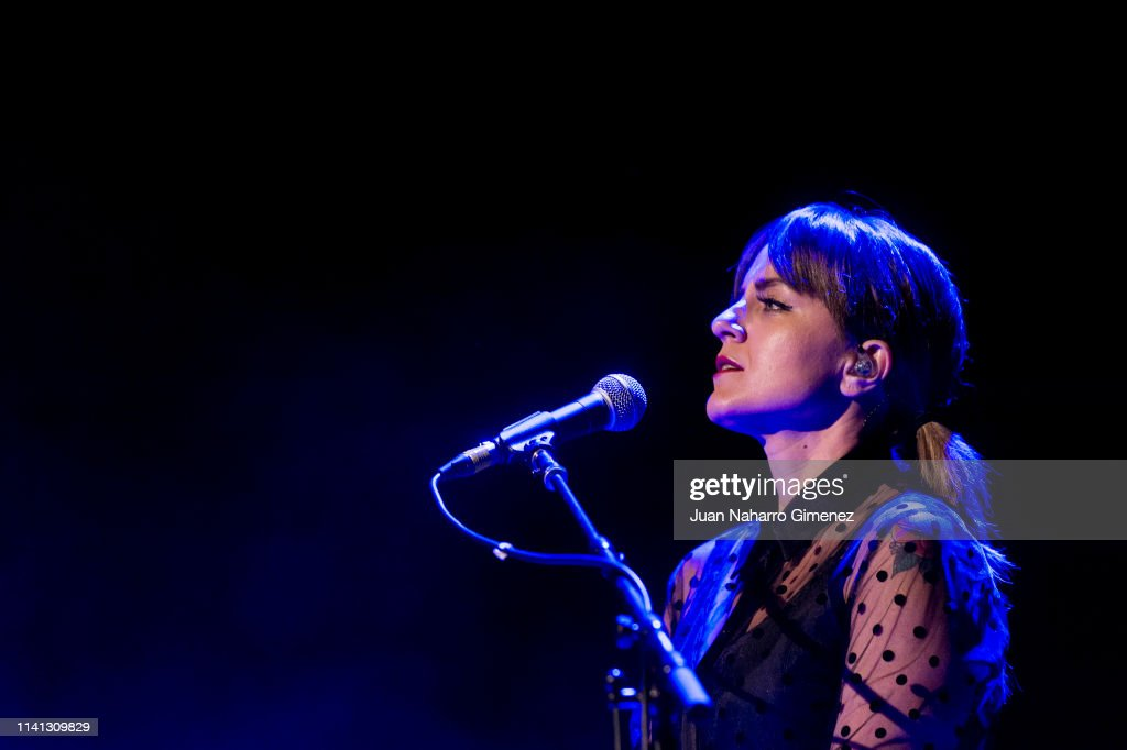 ESP: Rachel Eckroth Performs In Concert In Madrid