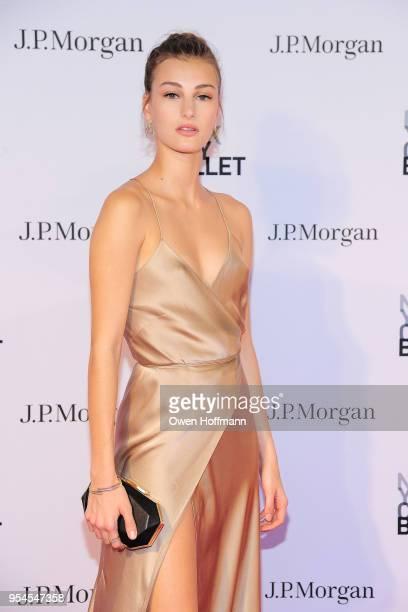 Rachel Fox attends New York City Ballet 2018 Spring Gala at David H Koch Theater Lincoln Center on May 3 2018 in New York City