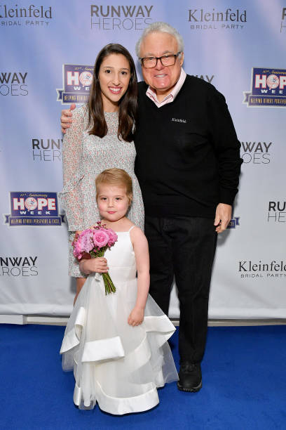 NY: Runway Heroes Walk With The Yankees At Kleinfeld