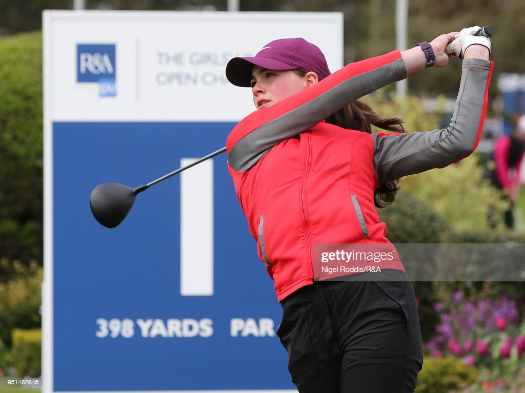 Girls' U16 Open Championship - Previews