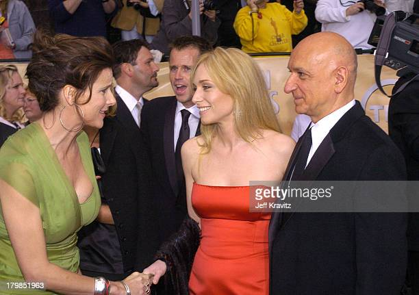 Rachel Griffiths Alexandra Christmann and Ben Kingsley