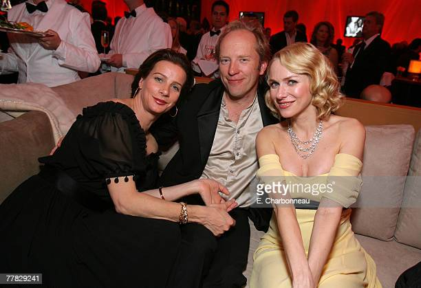 Rachel Griffiths Andrew Taylor and Naomi Watts
