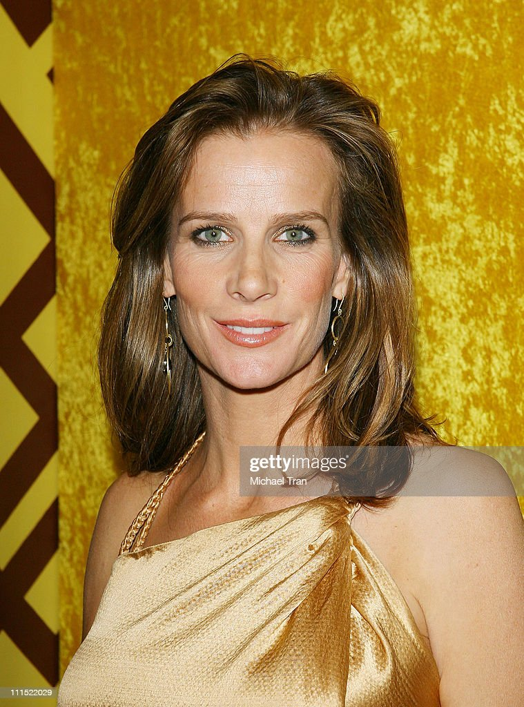 Rachel Griffiths arrives to the official HBO Golden Globe Awards afterparty held at Circa 55 Restaurant inside the Beverly Hilton held on January 11, 2009 in Beverly Hills, California.