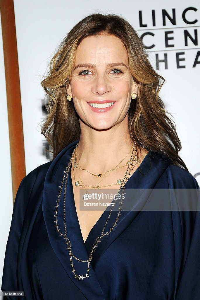 Rachel Griffiths attends the 'Other Desert Cities' opening night after party at the Marriot Marquis on November 3, 2011 in New York City.