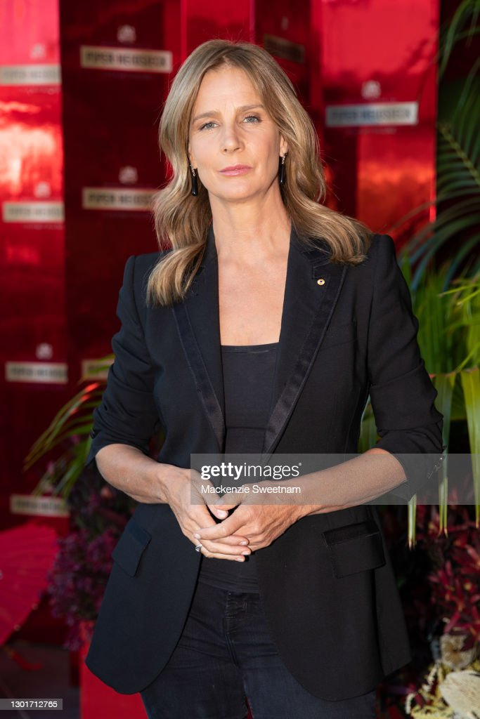 Celebrities Attend the 2021 Australian Open : ニュース写真
