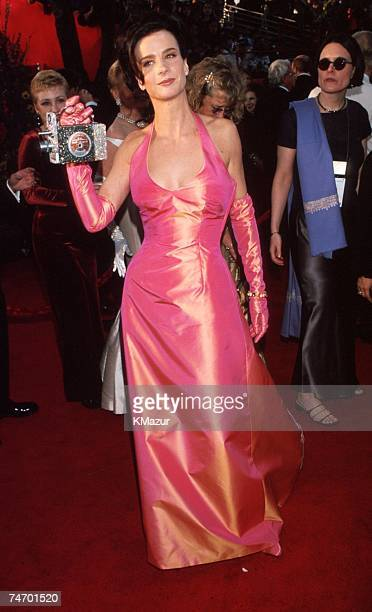 Rachel Griffiths during 71st Annual Academy Awards Arrivals at the Dorothy Chandler Pavilion in Los Angeles CA