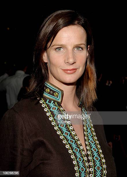 Rachel Griffiths during In Her Shoes Los Angeles Premiere Red Carpet at Academy of Motion Pictures Arts and Sciences in Los Angeles California United...