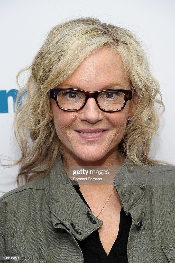 Rachel Harris visits at SiriusXM Studios on April 24, 2014 in New York City.