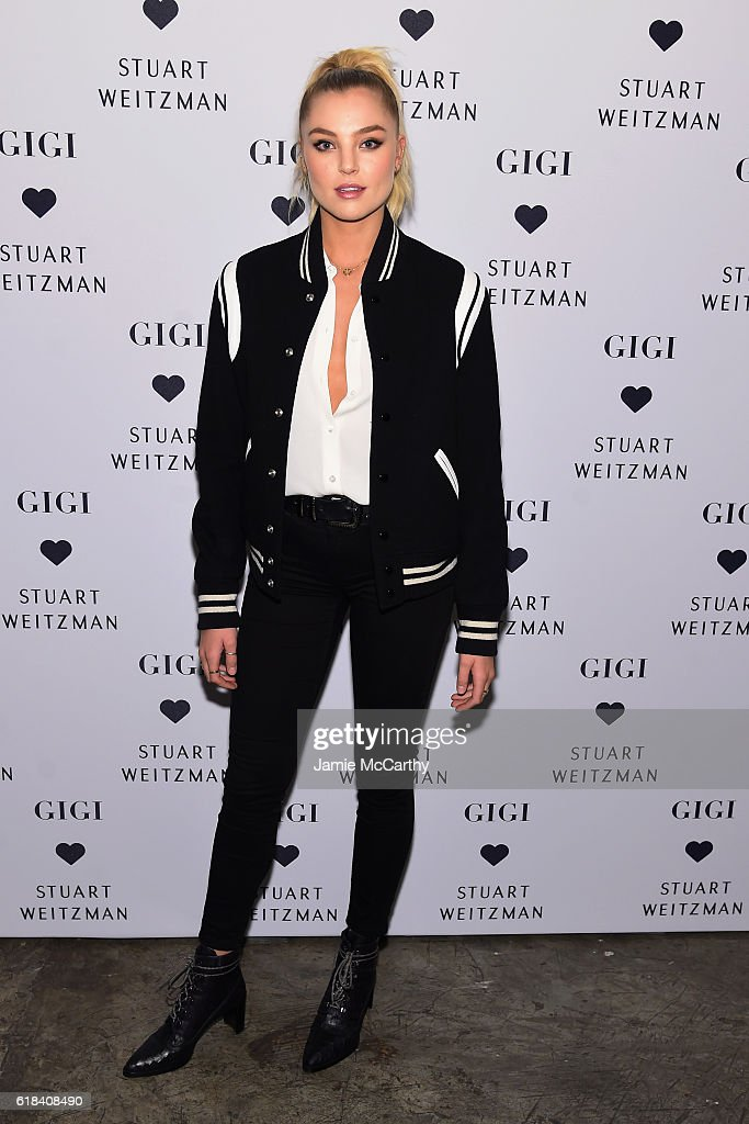 Stuart Weitzman Celebrates Launch Of The Gigi Boot : News Photo