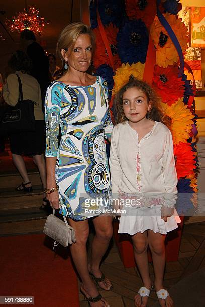Rachel Hovnanian and Serena Hovnanian attend Madonna Childrens Book Lotsa de Casha published by Callaway Arts and Entertainment at Bergdorf Goodman...