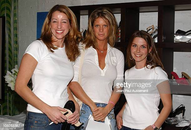 Rachel Hunter at Antonio Melani during The Silver Spoon Golden Globe Hollywood Buffet Day 1 at Ivar Soho Project in Hollywood California United States