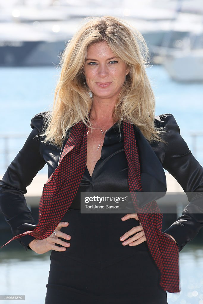 'Rachel's Tour Of Beauty': Photocall At MIPTV 2015 In Cannes