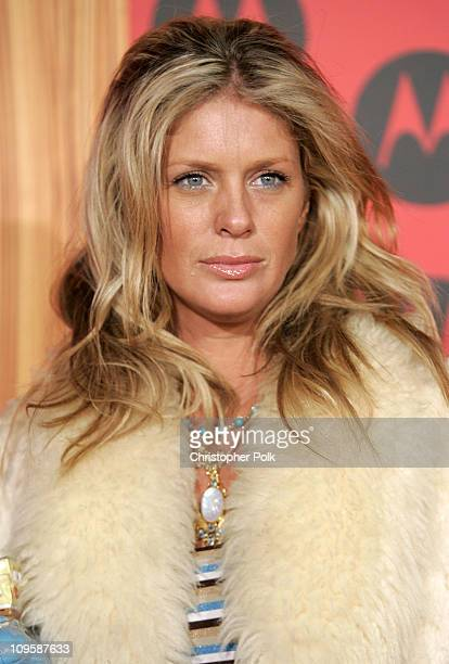 Rachel Hunter during LL Cool J Performs at the Motorola Sixth Anniversary Party to Benefit Toys for Tots Arrivals at Music Box Theatre in Hollywood...