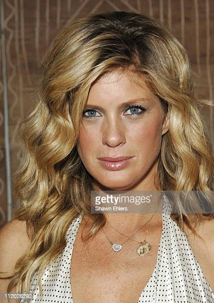 Rachel Hunter during WE Network's Style Me with Rachel Hunter Premiere Party at Nikki Midtown in New York City New York United States