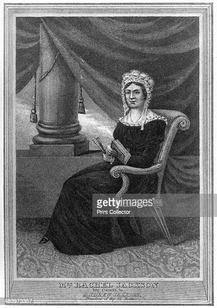 Rachel Jackson First Lady 19th century Rachel Donelson Robards Jackson born Rachel Donelson was the wife of Andrew Jackson the 7th president of the...