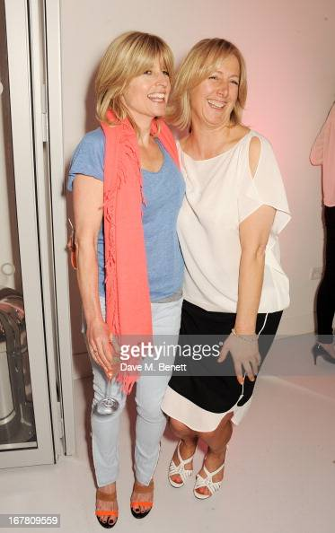 Rachel Johnson And Susie Forbes Attends The Conde Nast College Of News Photo Getty Images