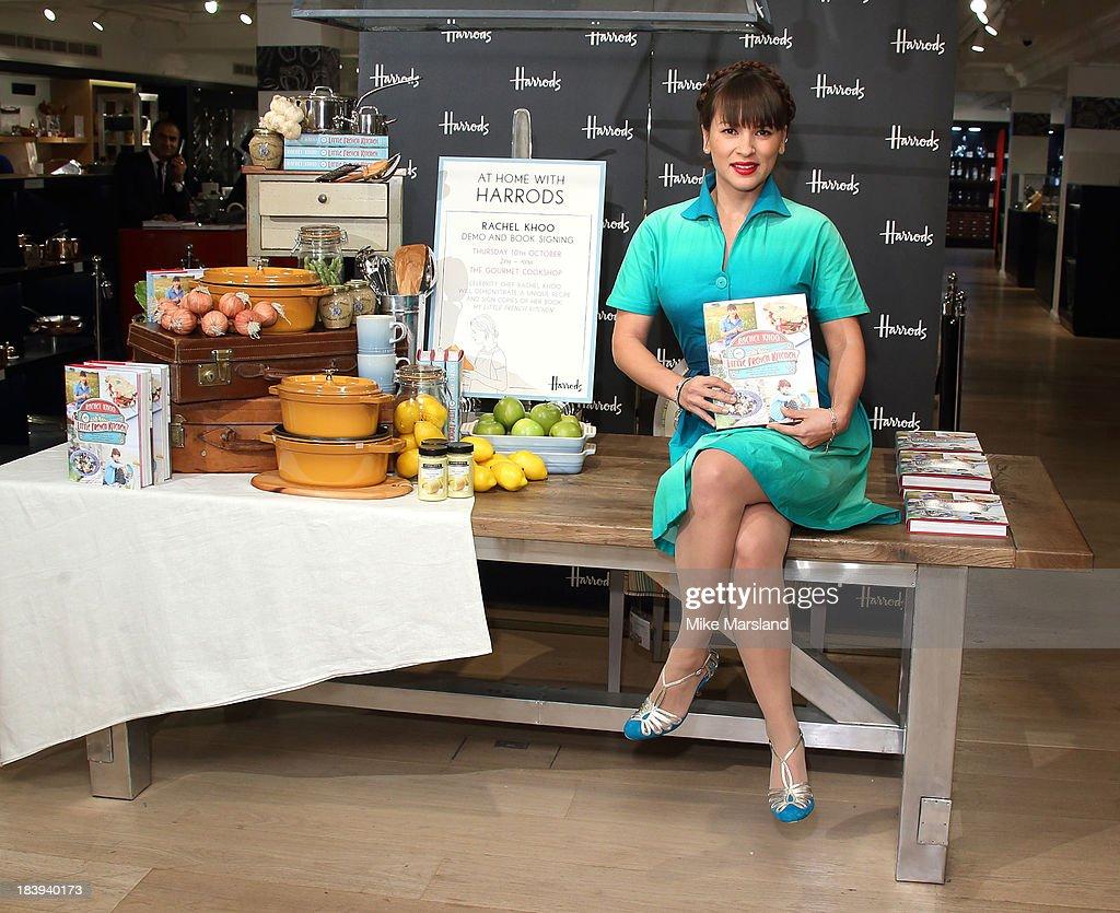 Rachel Khoo - Book Signing : ニュース写真