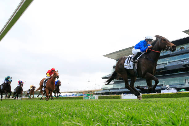 AUS: Sydney Racing - George Main Stakes Day