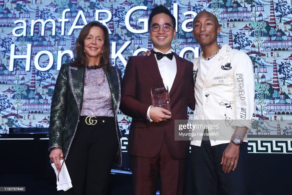 HKG: amfAR Gala Hong Kong 2019 - Inside