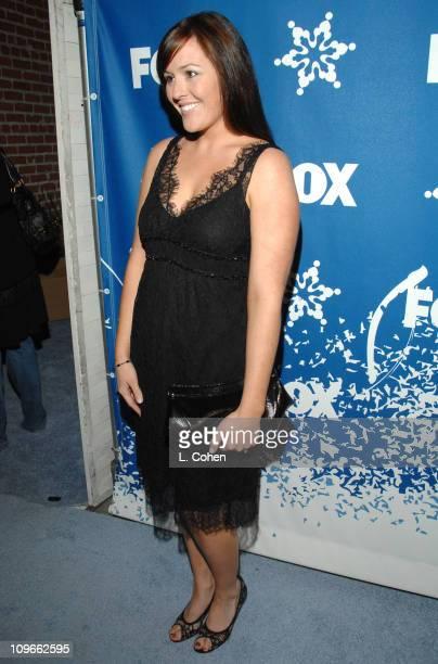 Rachel MacFarlane during The Fox All-Star Winter 2007 TCA Press Tour Party - Red Carpet and Inside at Villa Sorriso in Pasadena, California, United...