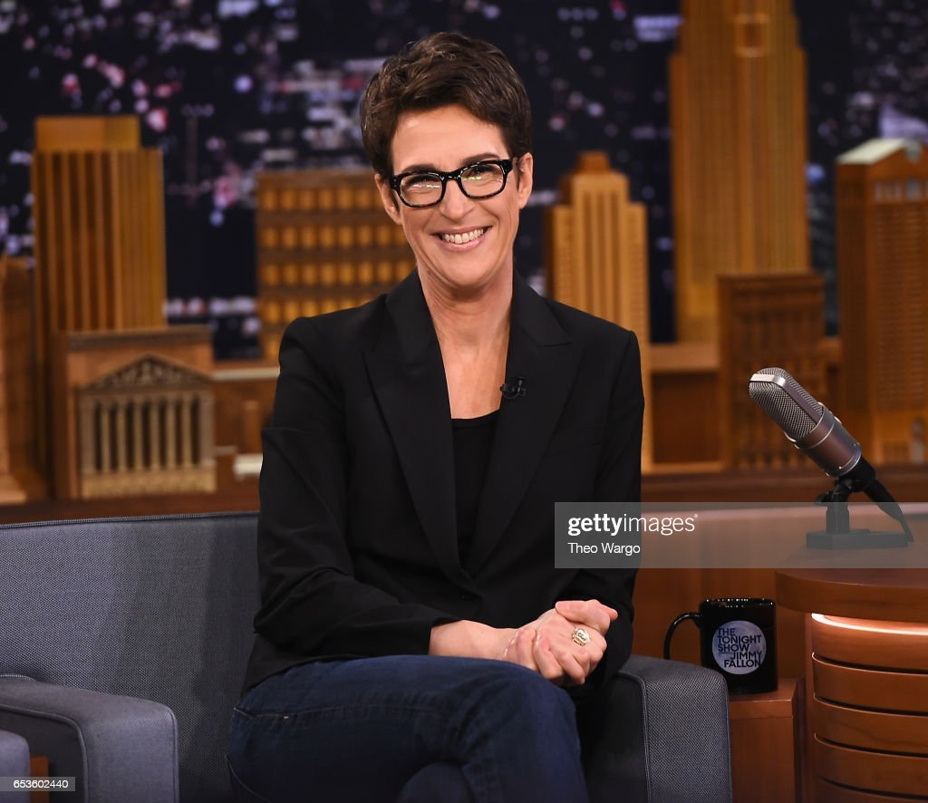 Rachel Maddow Pictures And Photos Getty Images
