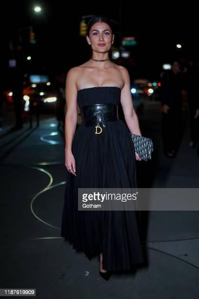 Rachel Matthews attends the 2019 Guggenheim International Gala on November 13 2019 in New York City