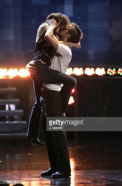 Rachel McAdams and Ryan Gosling winners of Best Kiss for 'The Notebook'