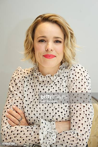 Rachel McAdams at the True Detective Press Conference at the Four Seasons Hotel on June 05 2015 in Beverly Hills California