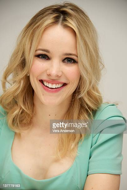 Rachel McAdams at The Vow Press Conference at the Four Seasons Hotel on January 26 2012 in Beverly Hills California