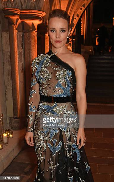 Rachel McAdams attends Marvel Studios and British GQ hosted reception in The Cloisters at Westminster Abbey to celebrate the release of Doctor...
