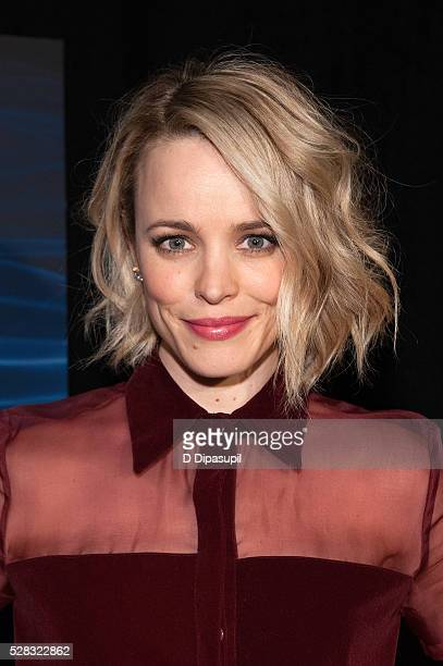 Rachel McAdams attends the Sonic Sea New York screening at Crosby Hotel on May 4 2016 in New York City