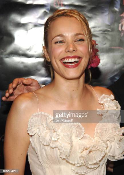"""Rachel McAdams during """"Red Eye"""" Los Angeles Premiere - Red Carpet at Mann Bruin Theater in Westwood, California, United States."""