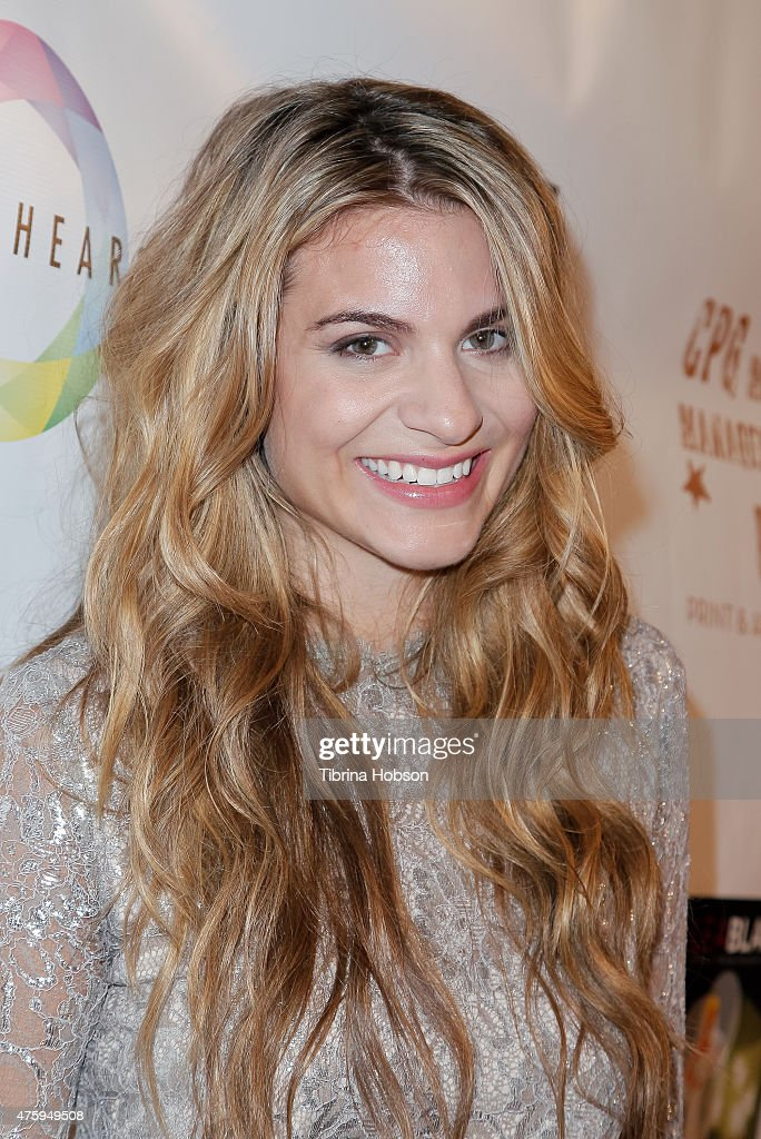 Rachel McCord attends Bravo's 'Real Housewife of Miami' Lea Black's book signing and party on June 4, 2015 in West Hollywood, California.
