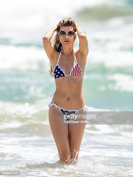 Rachel McCord is seen on July 04 2016 in Los Angeles California