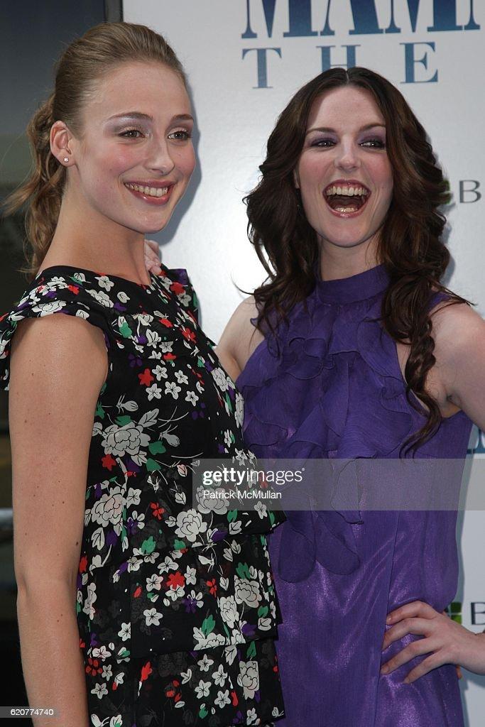 Mia and Ashley
