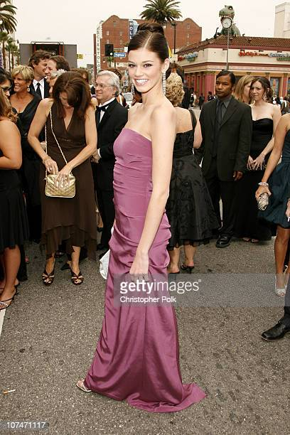 Rachel Melvin during 33rd Annual Daytime Emmy Awards Red Carpet at Kodak Theater in Hollywood California United States