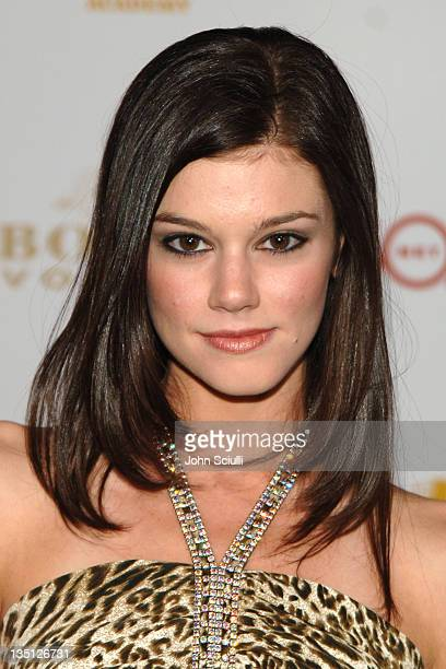 Rachel Melvin during SOAPnet National TV Academy Annual Daytime Emmy Awards Nominee Party at The Hollywood Roosevelt Hotel in Los Angeles California...