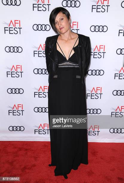 Rachel Morrison attends the 2017 AFI Fest opening night gala screening of 'Mudbound' at TCL Chinese Theatre on November 9 2017 in Hollywood California
