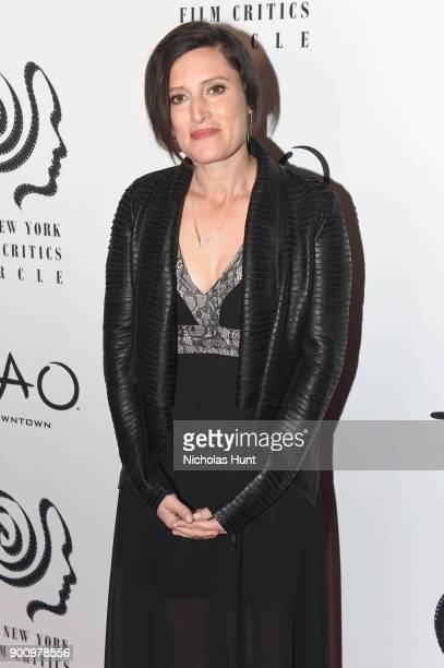 Rachel Morrison attends the 2017 New York Film Critics Awards at TAO Downtown on January 3 2018 in New York City