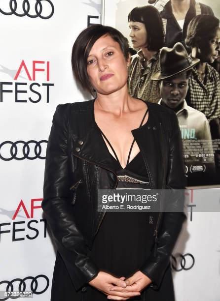 Rachel Morrison attends the screening of Netflix's 'Mudbound' at the Opening Night Gala of AFI FEST 2017 Presented By Audi at TCL Chinese Theatre on...